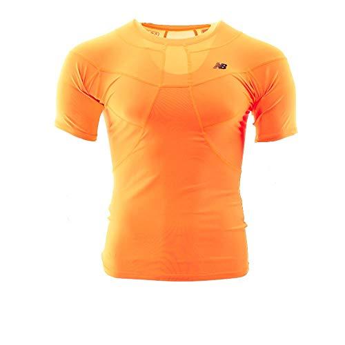 New Balance Kompressionsshirt, Orange
