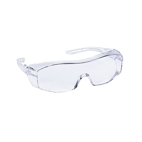 Peltor Sport Over the Glass Safety Eyewear, 1 Pack, Clear, 47030-PEL-6