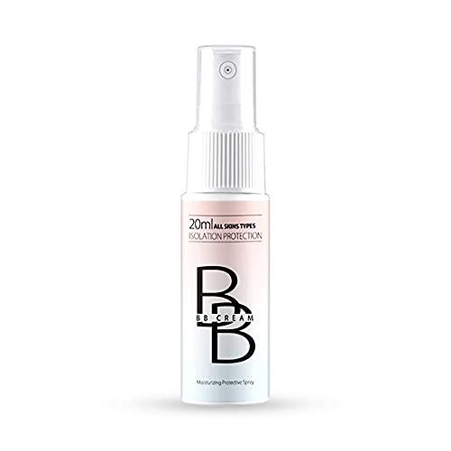 Valcatch Leichtes und atmungsaktives Concealer-Spray BB Cream, vollflächige Tränensäcke Augenringe Poren Pickel Akne-Mal für alle Hauttypen