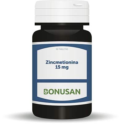 Bonusan Zincmetionina 90Comp 1 Unidad 200 g