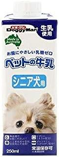 ペットの牛乳シニア犬用 250ml×24個