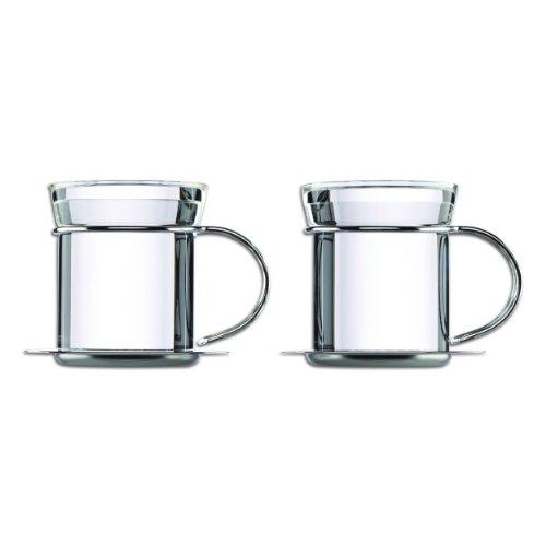 MONO Teebecher, Glas, 0,3 l, 2