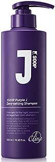 JSOOP PURPLE J ZERO-SETTING SHAMPOO