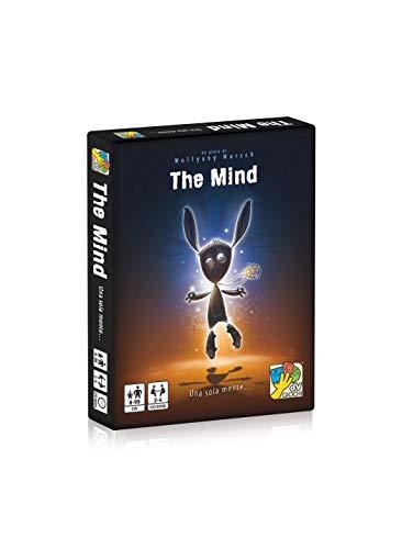 dV Giochi - DVG9346, The Mind - Con il Solo Aiuto della Mente - Edizione Italiana, Blu