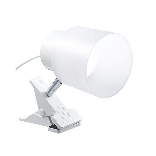 HP77992 YAZAWA LED9Wインテリアクリップライトホワイト Y07CLLE09N14WH