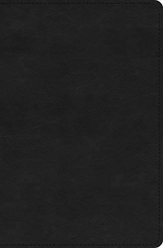 ESV Verse-by-Verse Reference Bible (TruTone, Black)