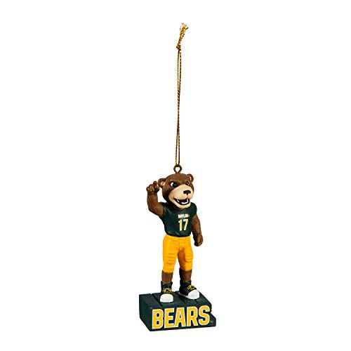 Baylor University, Mascot Statue Ornament Officially Licensed Decorative Ornament for Sports Fans