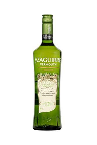 Yzaguirre Vermouth Blanco Reserva - Vermut Blanco Botella de 1 L