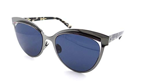 Christian Dior Diorinspired, gafas de sol Mujer, Ruthenium Havana/Blue, M
