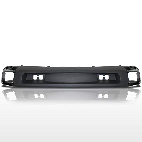 Make Auto Parts Manufacturing Front Lower Valance Air Deflector Textured For Chevrolet Silverado 1500 2007 2008 2009 2010 2011 2012 2013 - GM1092192