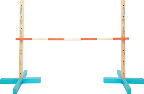 small foot 11911 Hindernis-Set 3 in 1 Active aus FSC 100%-zertifiziertem Holz, Outdoor-Bewegungsspielzeug ab 5 Jahren Spielzeug