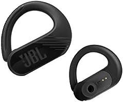 JBL Endurance Peak II - Waterproof True Wireless in-Ear Sport Headphones - Black