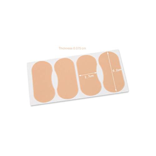 SUPVOX 5 Feuilles Pieds Pads Pour Chaussures Pied Autocollant Soins Pieds Pieds Pour Douleur Chaussures À Talons Haut Insert Stickers