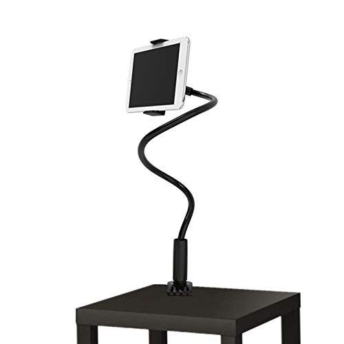 allforyou Tablet sobre para iPad Pro 12.9 Pulgadas Tablet Soporte de Tableta de ángulo Ajustable Tablet Tablet Tablet para Universal 7.0 a 15 Pulgadas Tablet PC