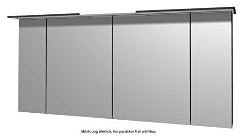 PELIPAL Solitaire 9025 Spiegelschrank/SPS 04 / Comfort E/B: 160 cm
