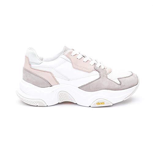 WOOLRICH Sneakers Wollrich Donna cod.WFFO1080FR Grey - White Size:43 EU