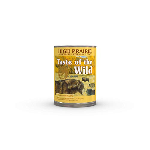 Taste Of The Wild Grain Free Real Meat Recipe Premium Wet Canned Stew Dog Food (12) 13.2 oz. Cans