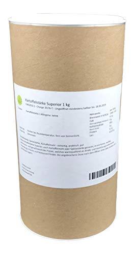 1 kg Kartoffelstärke Superior Speisestärke Kartoffelmehl Stärke 1.000 g