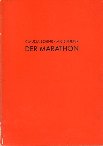 Der Marathon. Eine kinetische Skulptur gelaufen am 13. September 1992