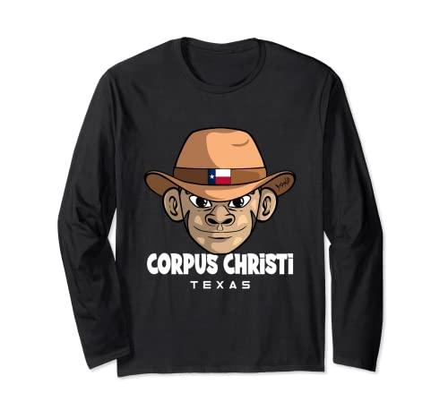 Corpus Christi Texas Long Sleeve T-Shirt