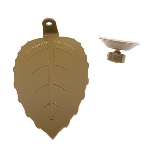 Sharplace Tortue Reptile Plate-Forme Parc en Plastique-Feuille - S