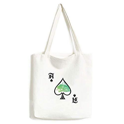 Lotusblume, Froschblätter, Pflanze, Handtasche, Pokerspaten, waschbare Tasche
