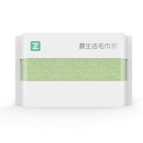 Xiaomi Toalla de manos SERIE long-staple Algodón ZSH, (verde)
