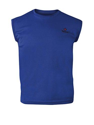 Izas Sue – T-Shirt pour Homme, Bleu, Taille XL