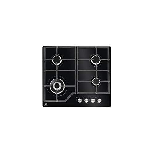 Plaque gaz Electrolux KGG6436K - Plaque de cuisson 4 foyers