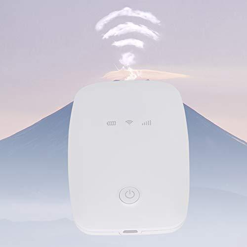 Mxtech 4G LTE - Caja wifi, inalámbrico, compatible con muchos terminales WIFI, 150 Mbps 2100 mAh para tableta portátil