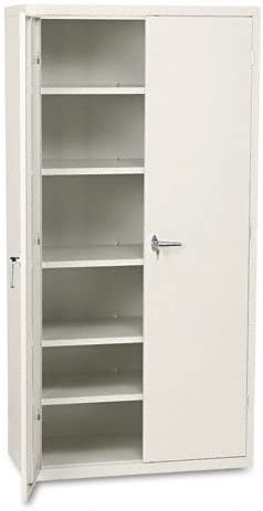 HON Brigade Series Five-Shelf Philadelphia Mall Storage Limited time for free shipping Cab - High Cabinet