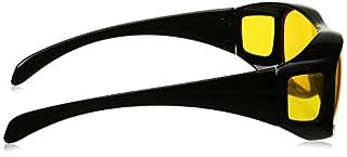 اسعار HD Night Vision Wraparounds Wrap Around Glasses
