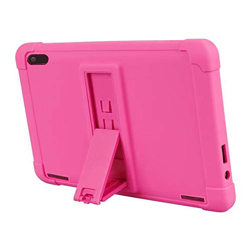 Walmart Onn 10.1' Case, [Kickstand] Shockproof Silicone Case Cover + PC Tablet Bracket for Onn 10.1'...