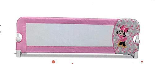 Barrera Protectora Abatible Cama 1,50 cm - Danielstore (MINNIE 150 CM)