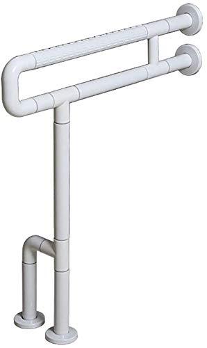 Duschwanne Geländer ältere Behindertentoilette Schlupf Versicherung Handlauf,White
