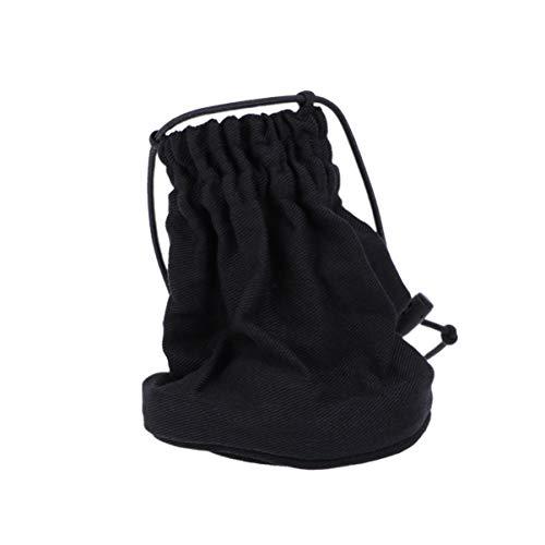 HEALIFTY asciugacapelli diffusore a rete asciugacapelli calzino diffusore (nero)