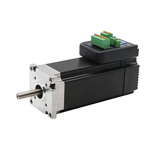 Servomotor 180W 3000rpm 0,6Nm 57 Integrierter Servomotor NEMA23 36VDC JMC iHSV57-30-18-36-01-BY