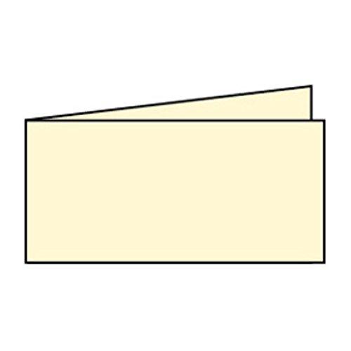 Rössler Papier - - Paperado-Karte DIN A6 hd, Weiß - Liefermenge: 100 Stück