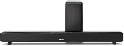 Denon DHT-S514 Soundbar mit Wireless Subwoofer (HDMI mit ARC, Opitcal, Bluetooth, Dolby und DTS Decoder) schwarz