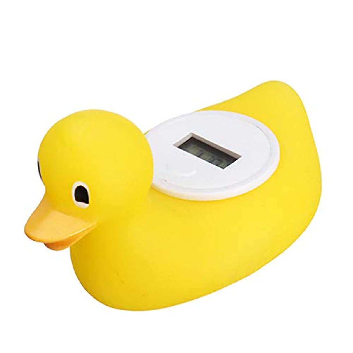 Digital Baby Thermometer Water Sensor Safety Duck Floating Toy Bathroom Fun - Gadget Toys Novelties - 1 × Shower toy set