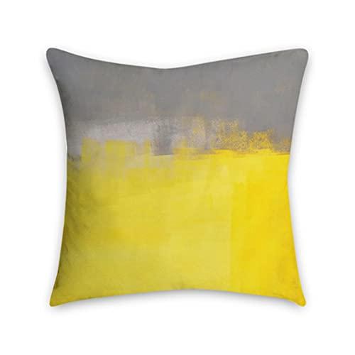 Funda de Almohada Tercero Corto Funda de Almohada Impresión Sofá Cojín Funda Geométrica Casa de Almohada Cojín de Cojín Cubierta Cubierta Decoración del hogar (Color : 37)