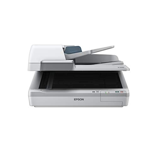 Epson WorkForce DS-60000 - Flatbed Scanner - 600x600 dpi - A3 USB, USB 2.0