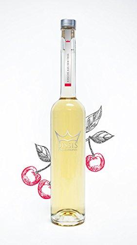 SissiS Kirsche aus dem Holzfass, 500 ml | edles Kirschdestillat | besonders mild & aromatisch | bester Kirsch-Schnaps | intensiver Duft und Geschmack nach Kirsche