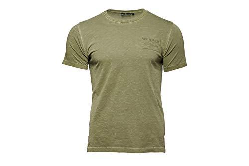 """Werder Bremen SV Herren T- Shirt """"Werder"""" Gr L"""