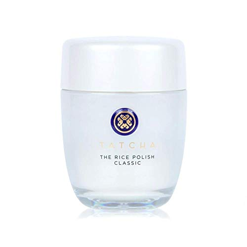 Tatcha The Rice Polish, Classic: Daily Non-Abrasive Exfoliator for Normal to Dry Skin. (60 grams | 2.1 oz)