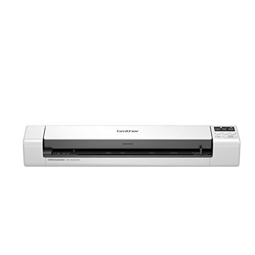 Brother DS-940DW Scanner Mobile | A4 | Recto - Verso | WiFi...
