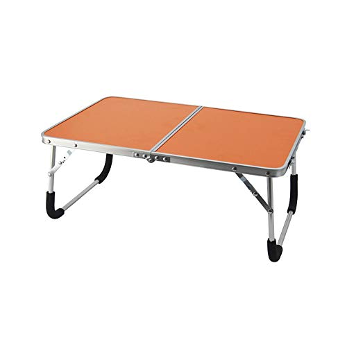 Poi Cama Plegable Mesa pequeña Mesa Estudiante compartidas Mesa de Ping-Perezoso portátil...