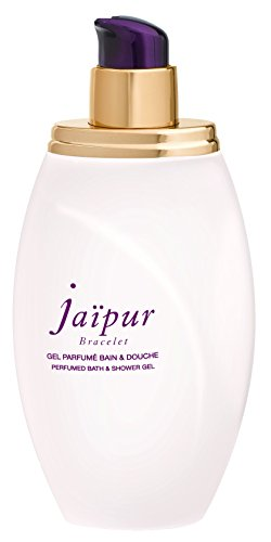 Boucheron Jaipur Bracelet femme/woman, Perfumed Bath & Shower Gel, 1er Pack (1 x 200 ml)