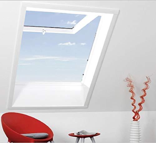 Roto Innenfutter Kunststoff weiß bis Laibungstiefe 300 mm (für Fenster Gr. 5/7 54x78 cm)