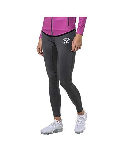 Sik Silk Pantalón Athlete Gris